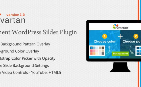 Avartan – Responsive WordPress Slider Plugin
