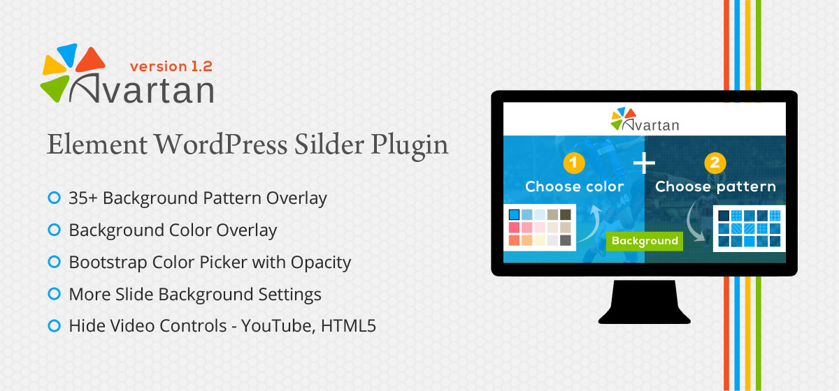 Avartan - Responsive WordPress Slider Plugin