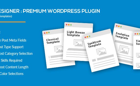 Multiple Blog Layouts Plugin for Your WordPress Website