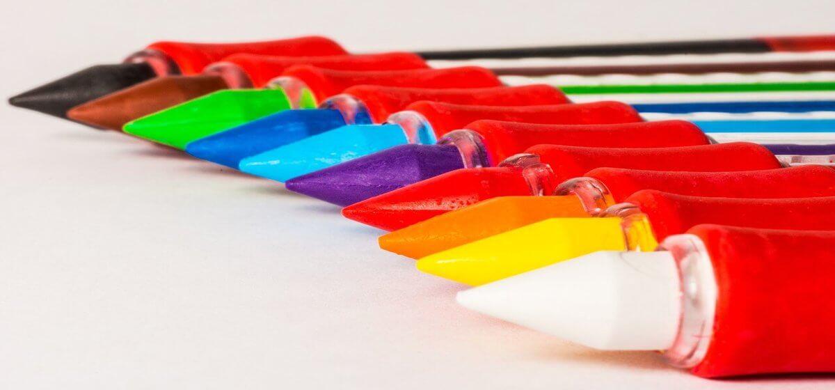Colored Pencils - Blog Designer
