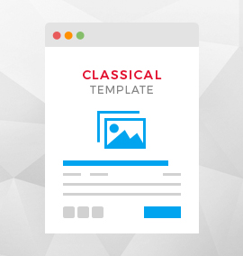 Classical Blog Template