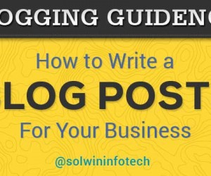 Short Guide to Write Blog Posts