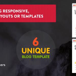 Blog Designer - Master of Blog Pages