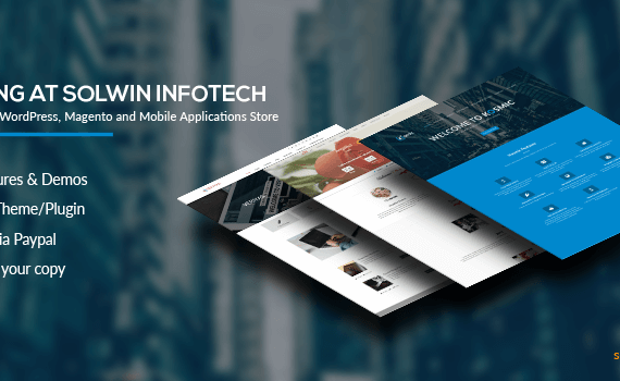 Shopping at Solwin Infotech – WordPress, Magento and Mobile Applications Store