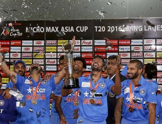 Asia Cup: India Lift Title For Record Sixth Time