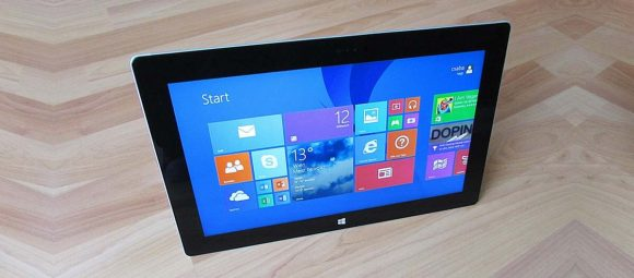 Surface tablets are Microsoft answer to iPads