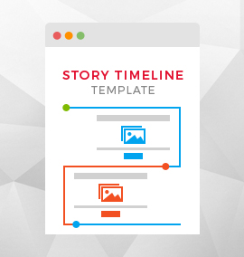 Updated Brilliant Blog Design Ideas For Your Website Blog - Timeline blogger template