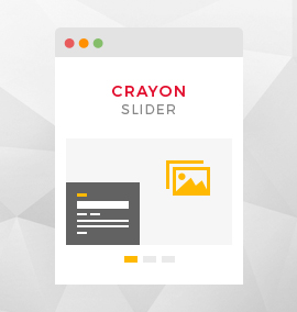 Crayon Slider Template