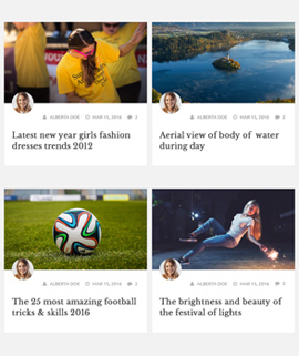 Brit Co Blog Template