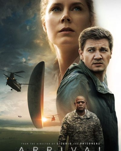Arrival - The best hollywood movie for 2018