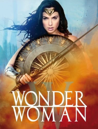Wonder Woman by The Film Junkee