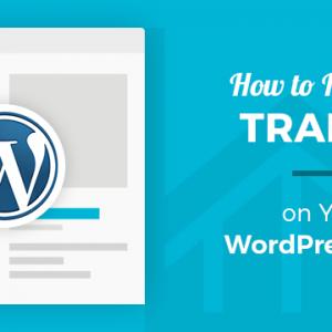 How to Increase Traffic on WordPress Blog