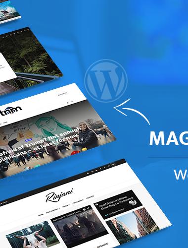 50+ Top WordPress Blog & News Magazine Themes By Themeforest
