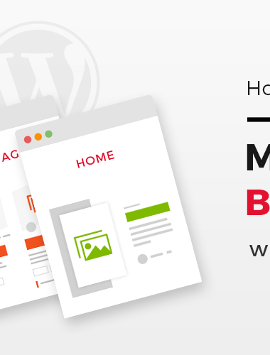 How to Create Multiple Blog Pages in a Single WordPress Website?