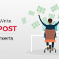 write blog post that converts