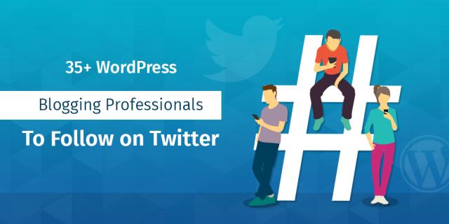 WordPress Blogging Professionals