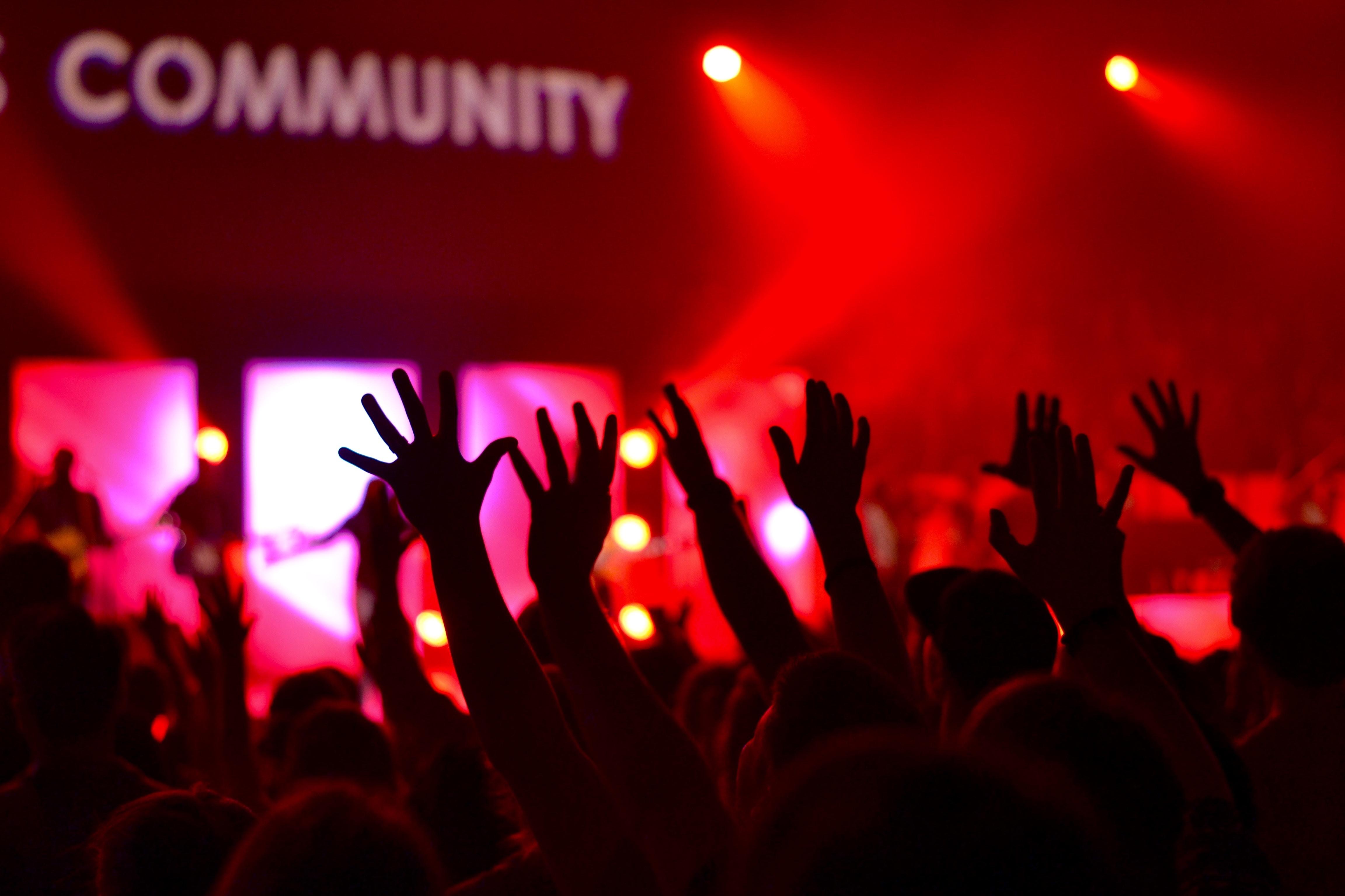 community blog into a brand