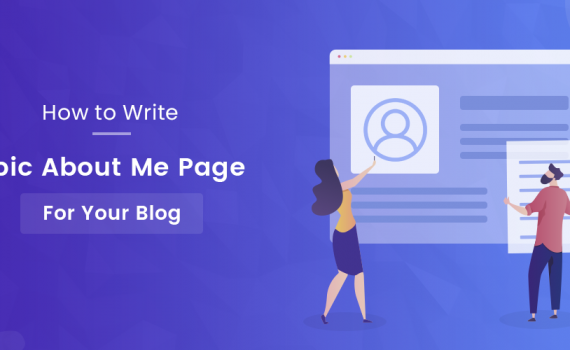 How To Write An Epic About Me Page For Your Blog