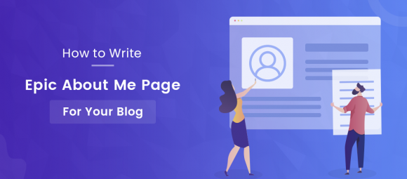 How To Write An Epic About Me Page