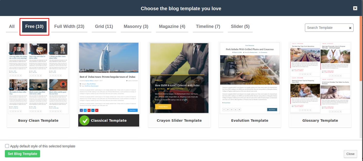 blog-templates-list-free