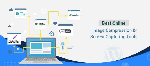 online image compression screen capturing tools