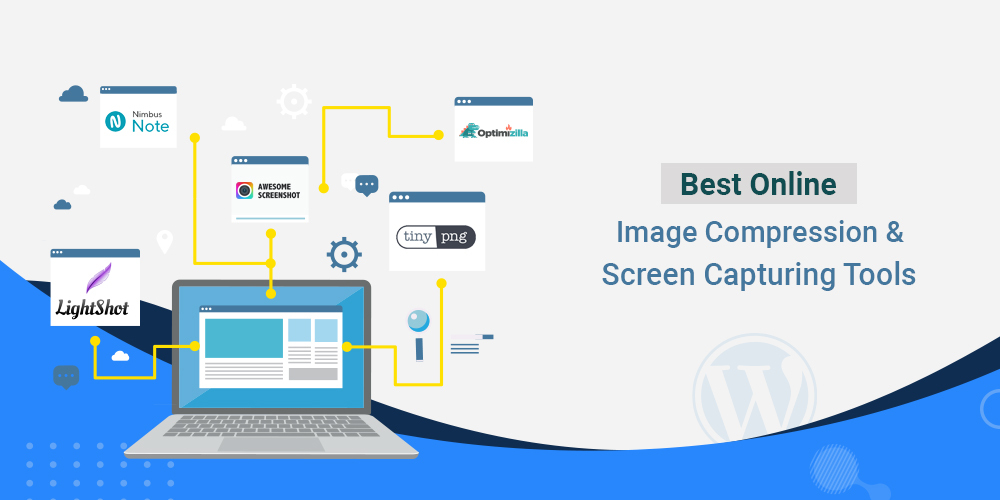 online image compression screen capturing tools