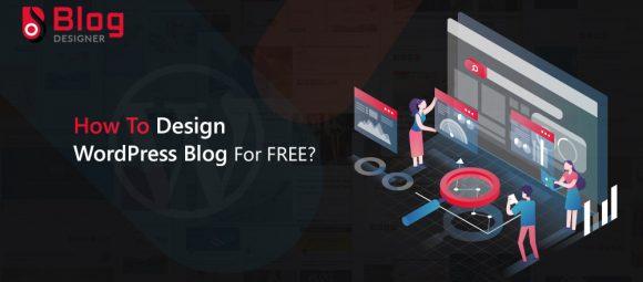 How To Design A Blog