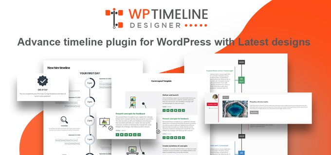 wp timeline wordpress plugin