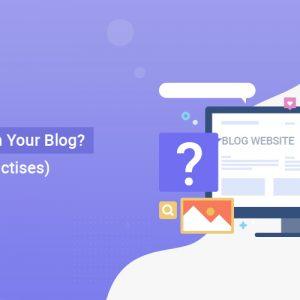 Redesign Blog