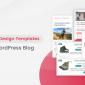 Beautiful Blog Design Templates For WordPress Blog
